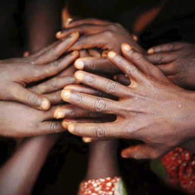 Africa Hand To