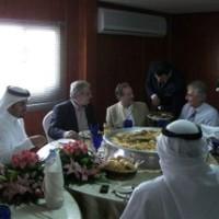 DUBAI-lunch